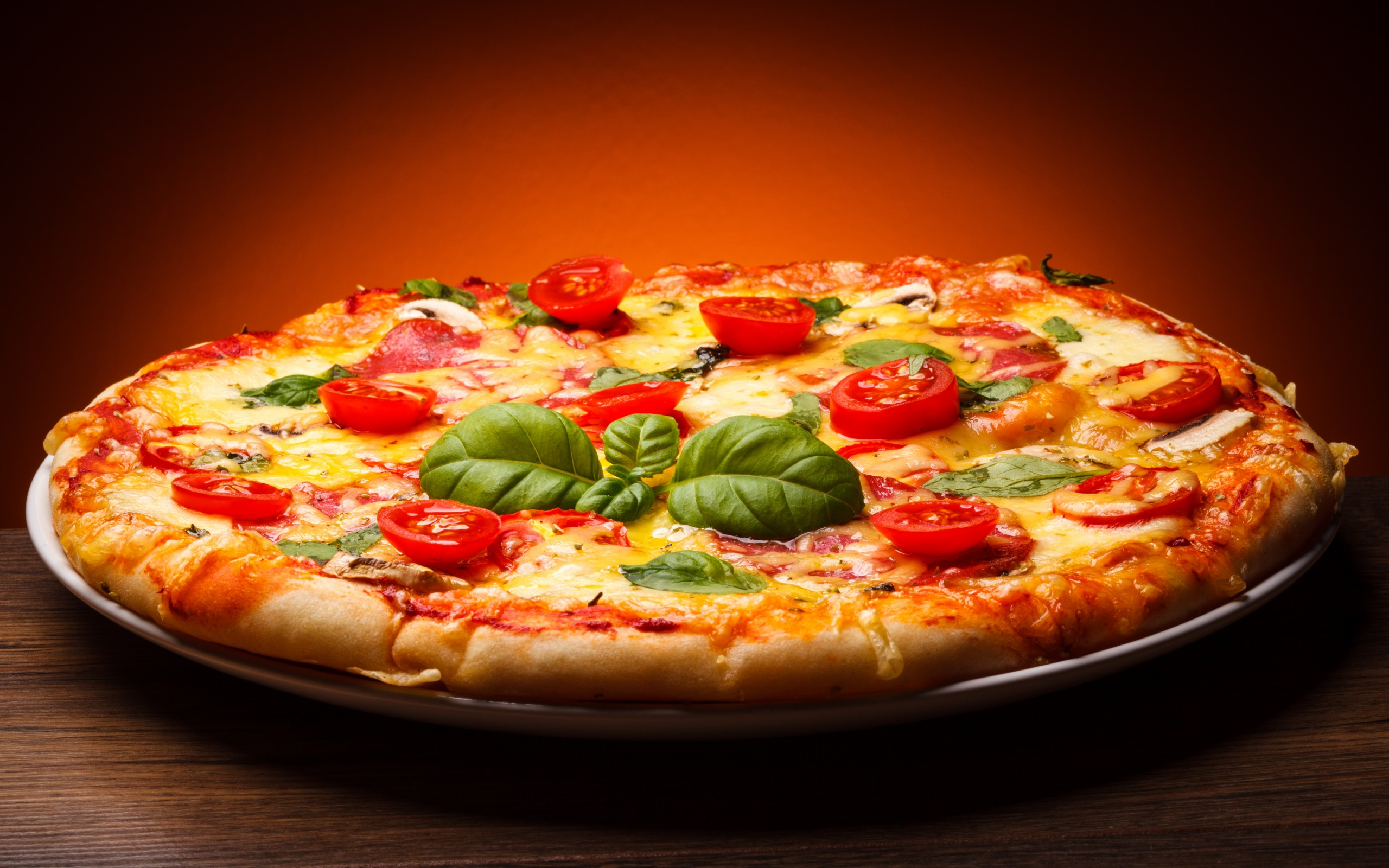La Italian Kitchen Cheese Pizza