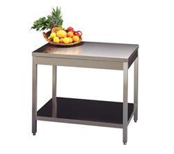 tavoli inox per cucine professionali