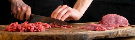 Principali attrezzature per la lavorazione delle carni in campo alimentare professionale