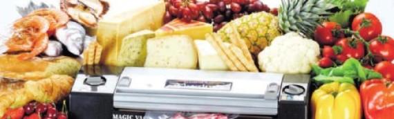Il sottovuoto a campana e i vantaggi nella conservazione degli alimenti